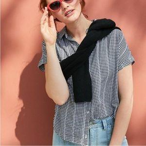 NWT Cloth & Stone blouse